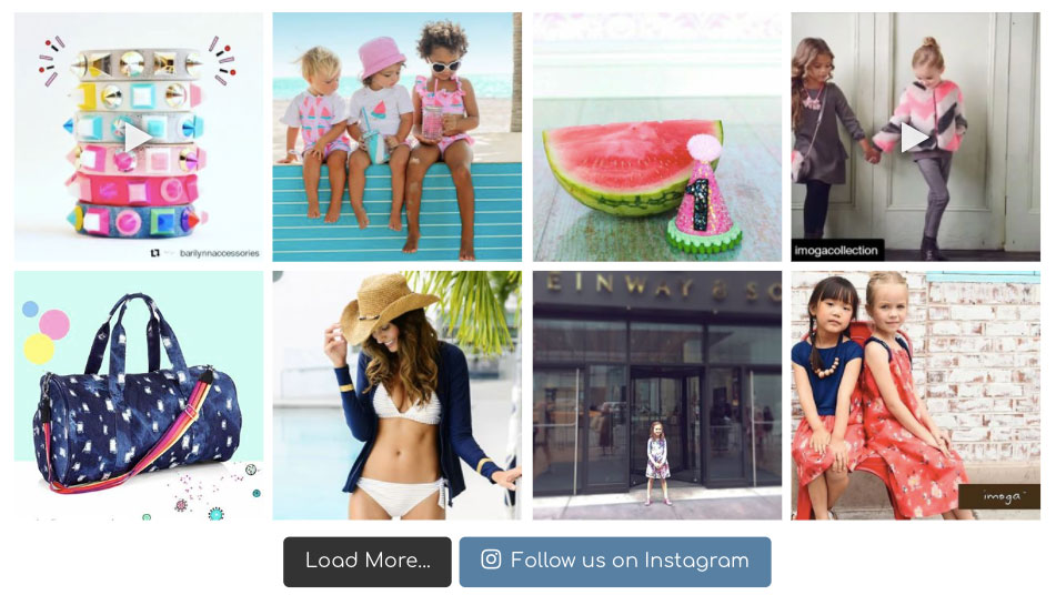 Follow Showroom A La Mode on Instagram!